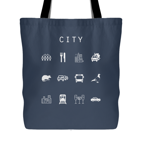 City Tote Bag - Beacon