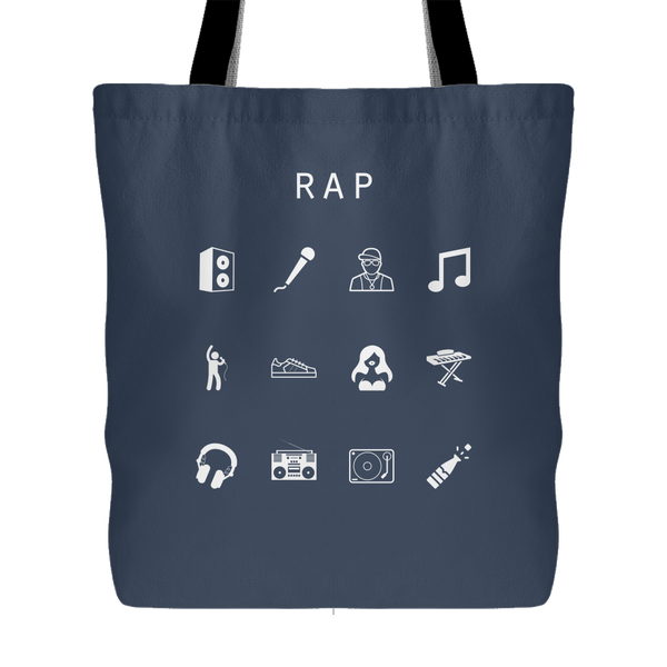 Rap Tote Bag - Beacon