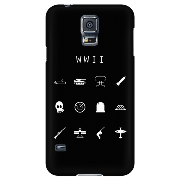 WWII Black Phone Case - Beacon