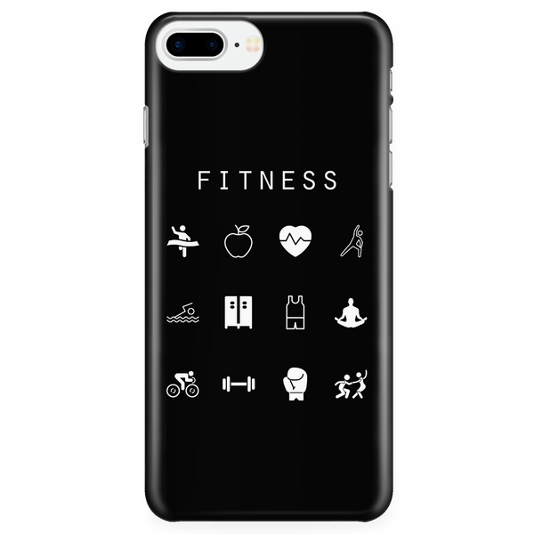 Fitness Black Phone Case - Beacon