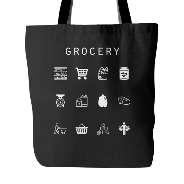 Grocery Tote Bag - Beacon