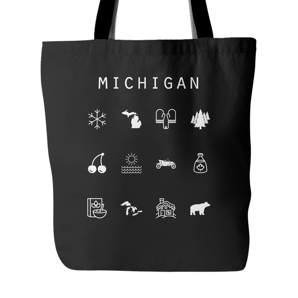 Michigan Tote Bag - Beacon