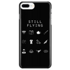 Still Flying (Firefly) Black Phone Case - Beacon
