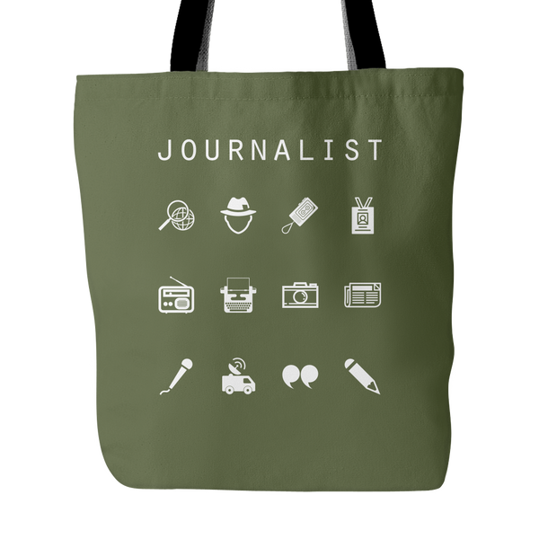 Journalist Tote Bag - Beacon
