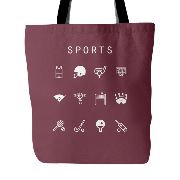 Sports Tote Bag - Beacon