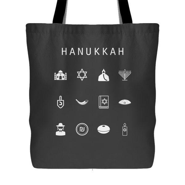 Hanukkah Tote Bag - Beacon