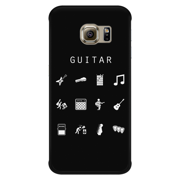 Guitar Black Phone Case - Beacon