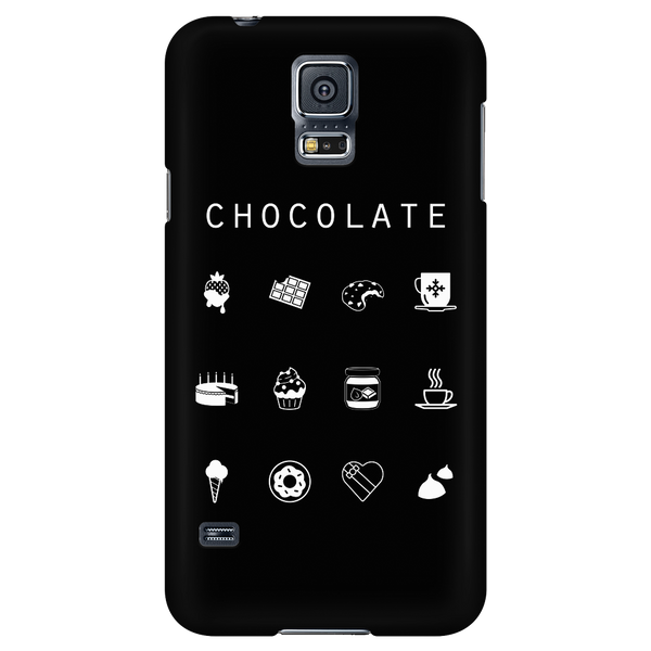 Chocolate Black Phone Case - Beacon