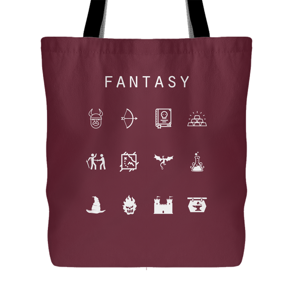 Fantasy Tote Bag - Beacon