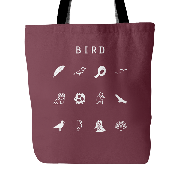 Bird Tote Bag - Beacon