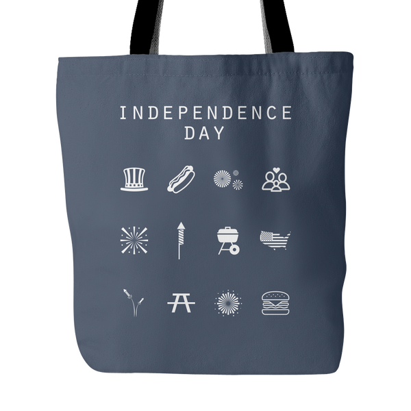 Independence Day Tote Bag - Beacon