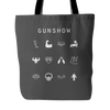 Gun Show Tote Bag - Beacon