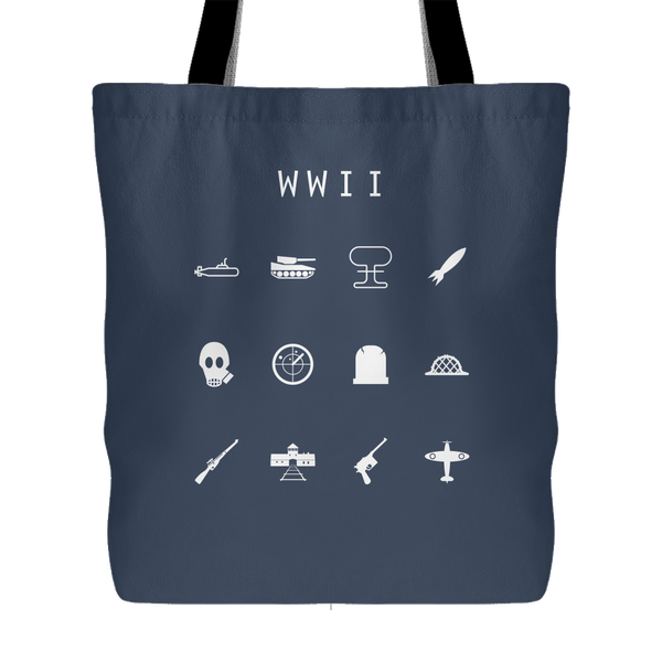 WWII Tote Bag - Beacon