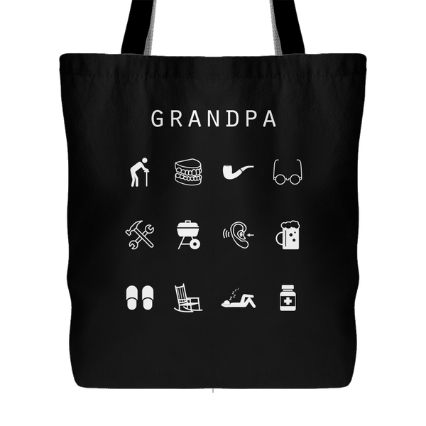 Grandpa Tote Bag - Beacon