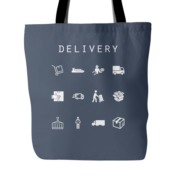 Delivery Tote Bag - Beacon