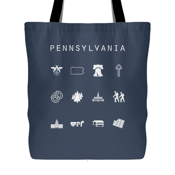 Pennsylvania Tote Bag - Beacon