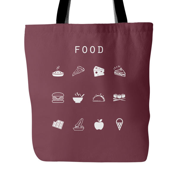 Food Tote Bag - Beacon