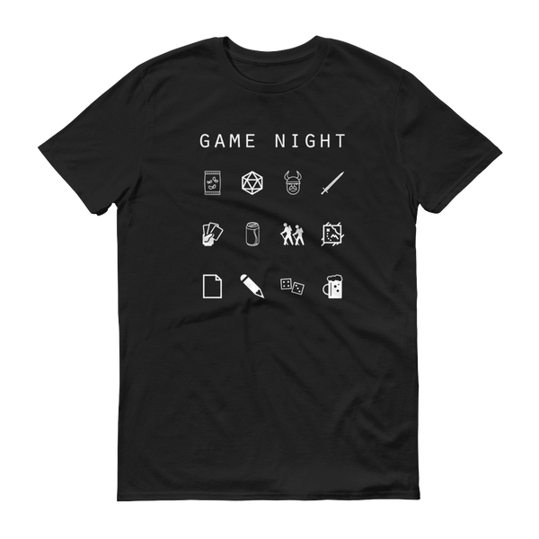 Game Night Unisex T-Shirt - Beacon