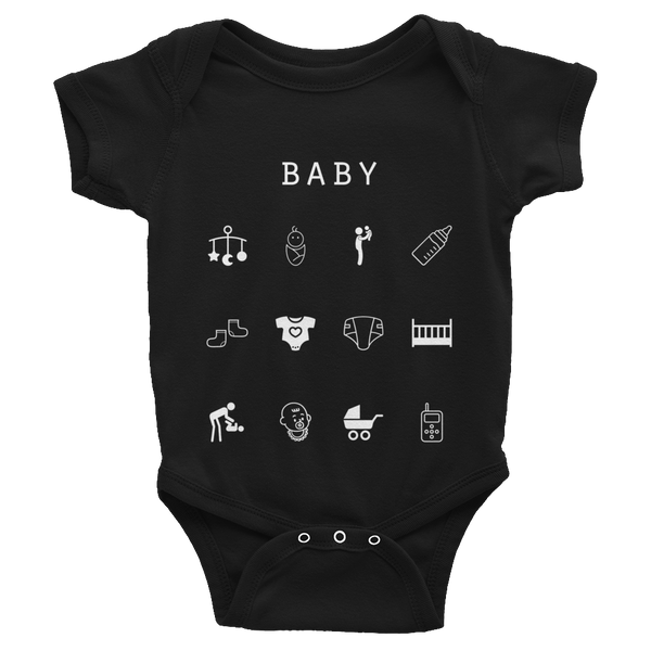 Baby Infant Bodysuit - Beacon
