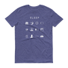 Sleep Unisex T-Shirt - Beacon