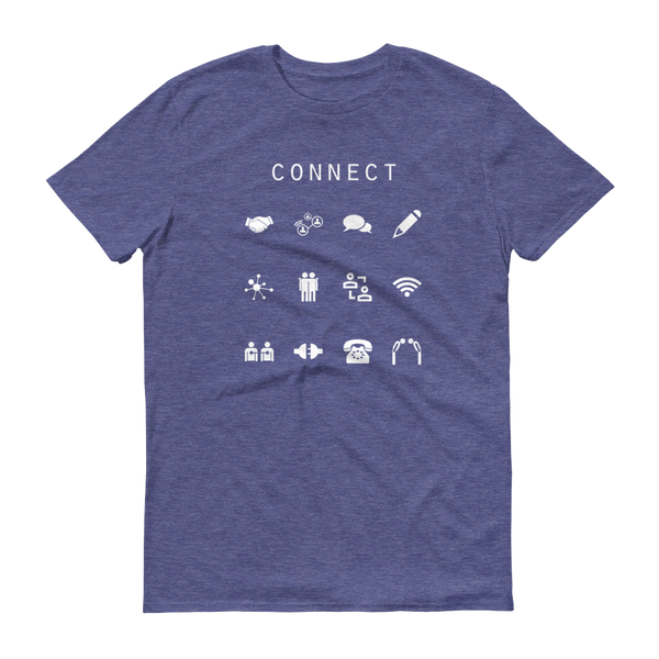 Connect Unisex T-Shirt - Beacon