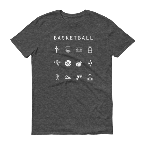 Basketball Unisex T-Shirt - Beacon