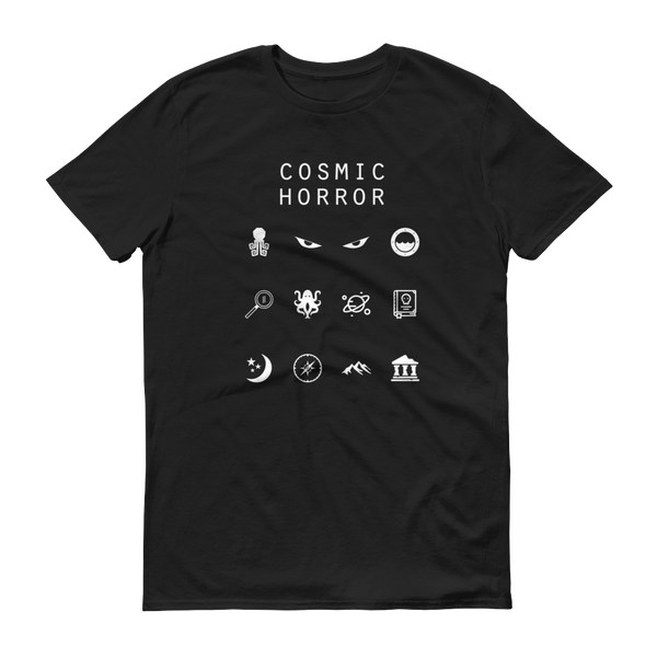Cosmic Horror Unisex T-Shirt - Beacon