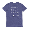 Thumbs Up Unisex T-Shirt - Beacon