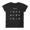 Game Fitted Women's T-Shirt - Beacon