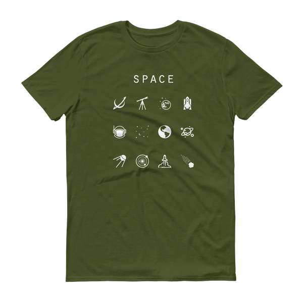 Space Unisex T-Shirt - Beacon