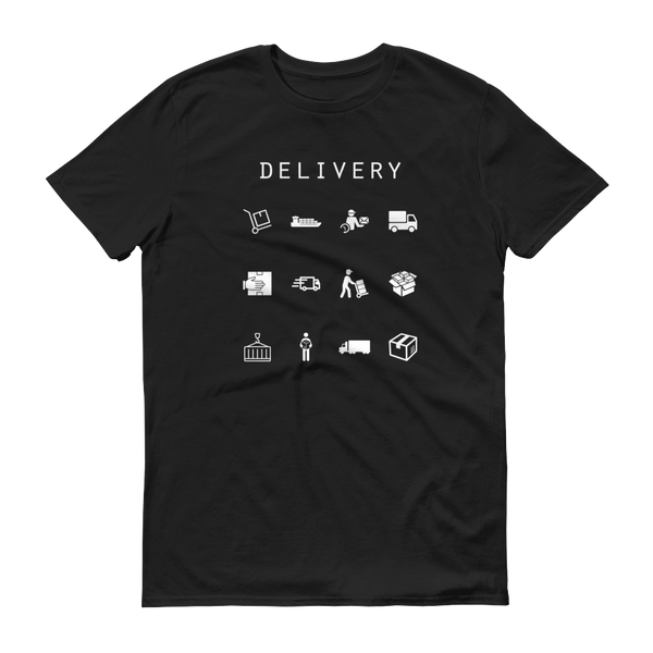 Delivery Unisex T-Shirt - Beacon