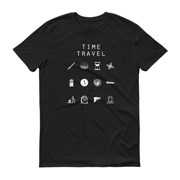 Time Travel Unisex T-Shirt - Beacon