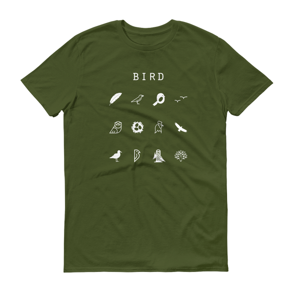 Bird Unisex T-Shirt - Beacon