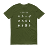 Coffee Black Unisex T-Shirt - Beacon
