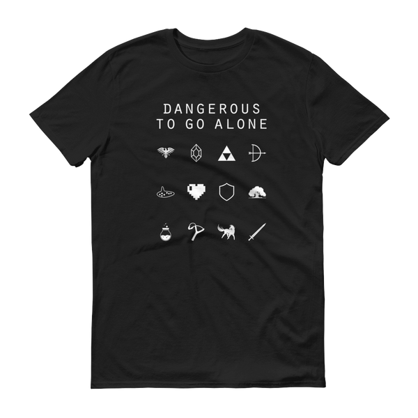Dangerous To Go Alone (Legend of Zelda) Unisex T-Shirt - Beacon