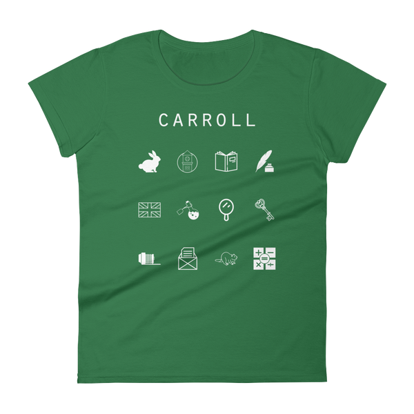 Carroll Fitted Women's T-Shirt - Beacon