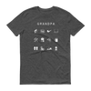 Grandpa Unisex T-Shirt - Beacon