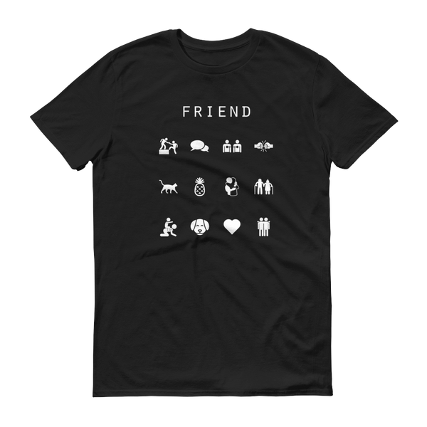 Friend Unisex T-Shirt - Beacon