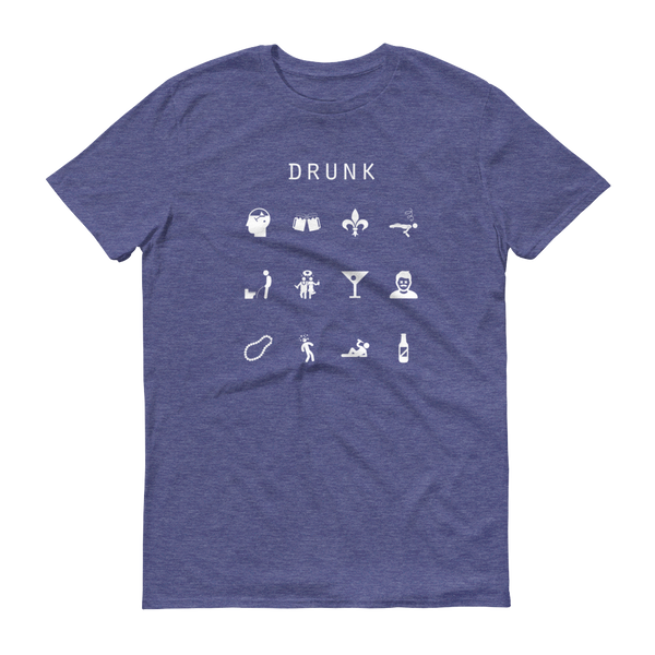 Drunk (NOLA) Unisex T-Shirt - Beacon