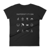 Superstition Fitted Women's T-Shirt - Beacon