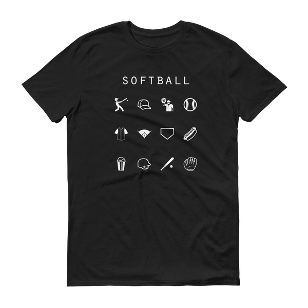 Softball Unisex T-Shirt - Beacon