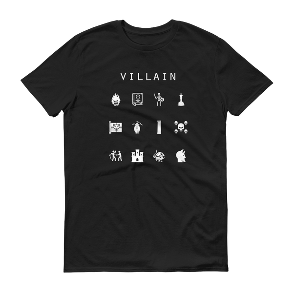 Villain Unisex T-Shirt - Beacon