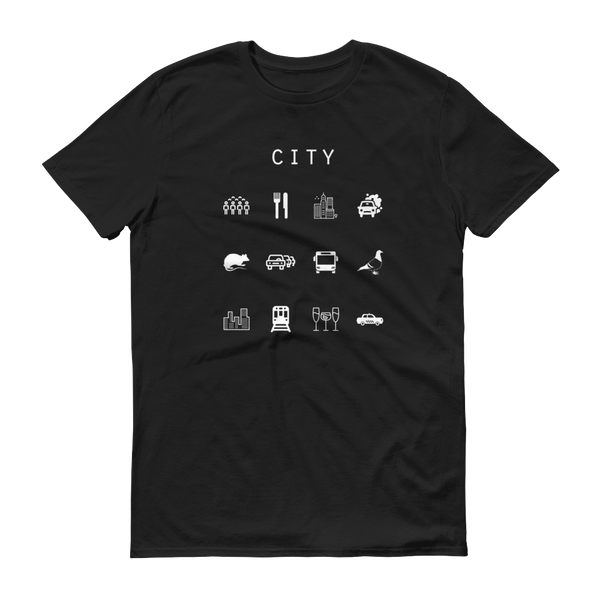 City Unisex T-Shirt - Beacon