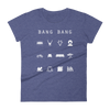 Bang Bang (Comedy Bang! Bang!) Fitted Women's T-Shirt - Beacon