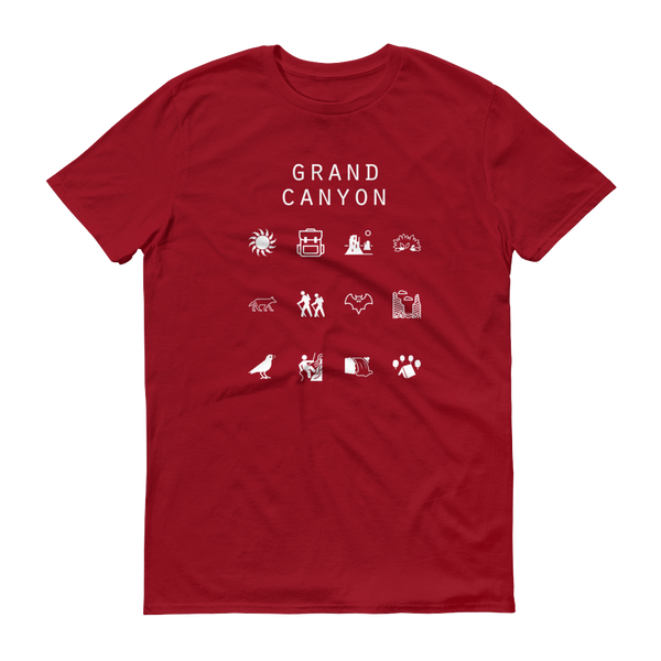 Grand Canyon Unisex T-Shirt - Beacon