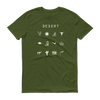 Desert Unisex T-Shirt - Beacon