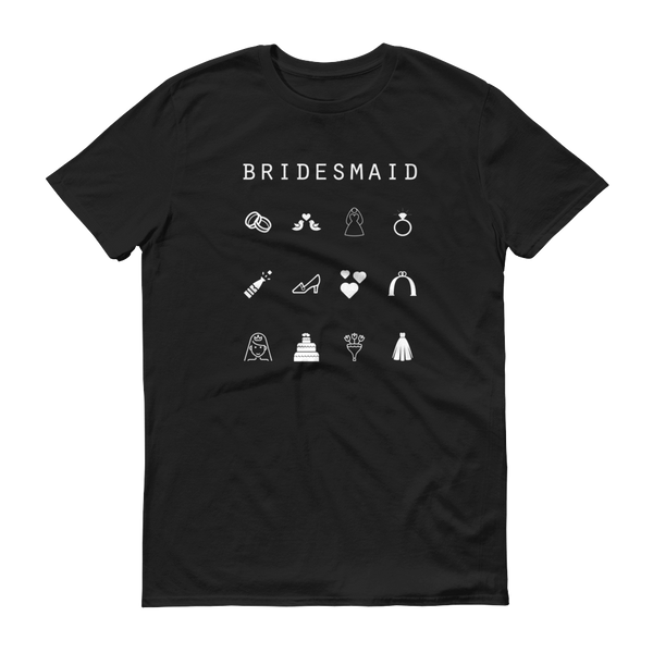Bridesmaid Unisex T-Shirt - Beacon