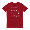 Fellowship (Lord of the Rings) Unisex T-Shirt - Beacon
