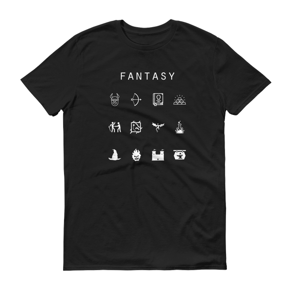 Fantasy Unisex T-Shirt - Beacon