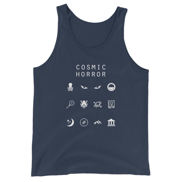 Cosmic Horror Unisex Tank Top - Beacon